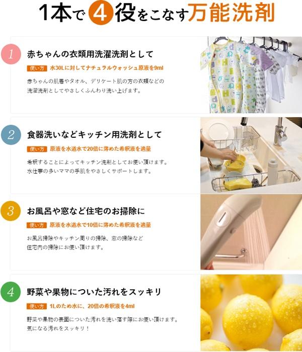 ボルチボーレ-万能洗剤